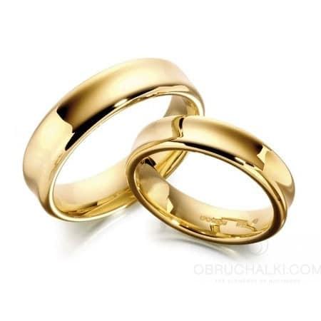 вогнутые кольца