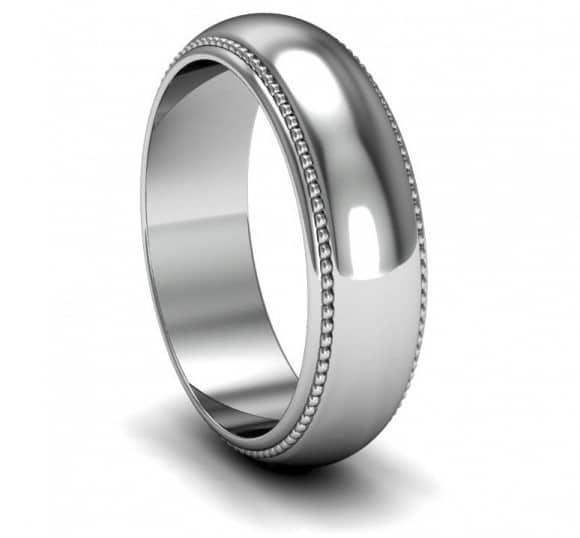 выпуклое кольцо