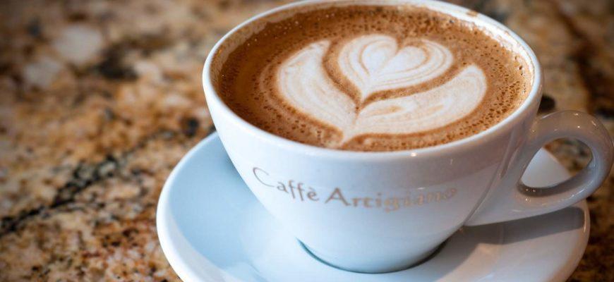 полезное кофе