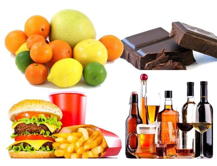 продукты которые нельзя кушать во время похудения