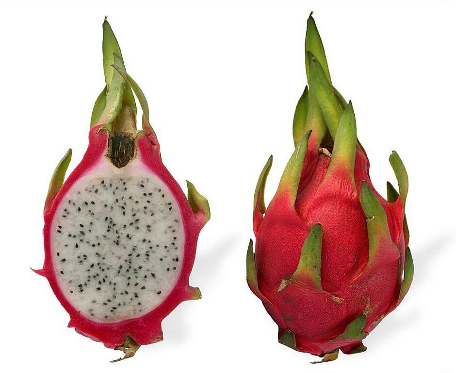 Так выглядит Питая (фрукт)