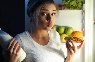 что кушать перед сноп для похудения