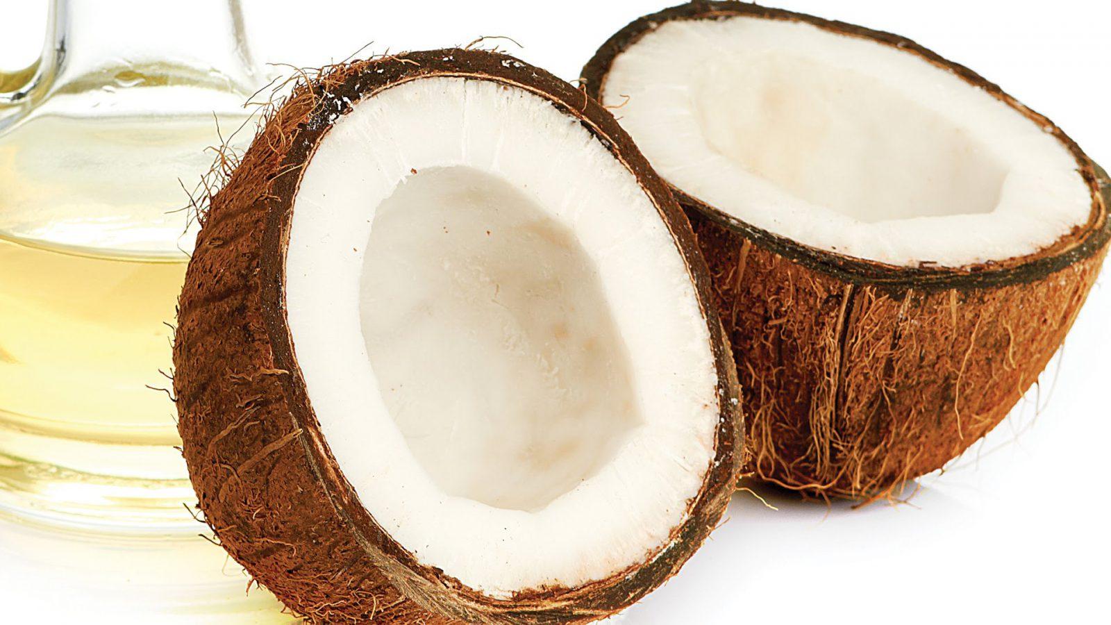 эфирное кокосовое масло