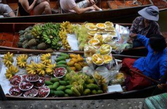 фрукты таиланда 4