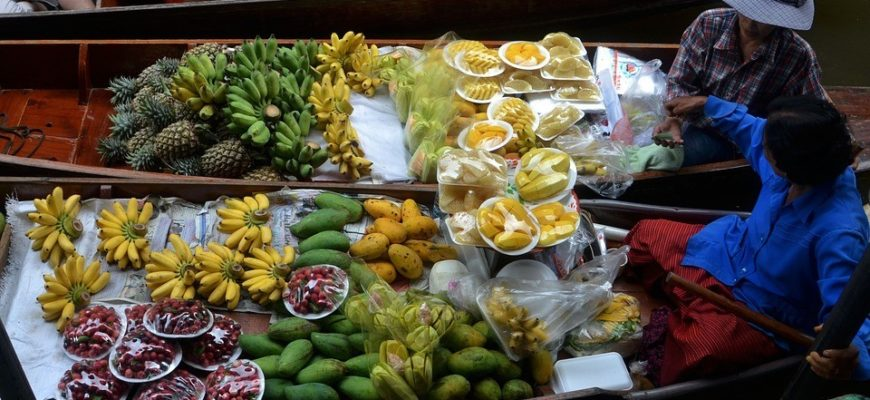 фрукты таиланда 1