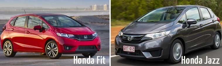 honda jazz honda fit