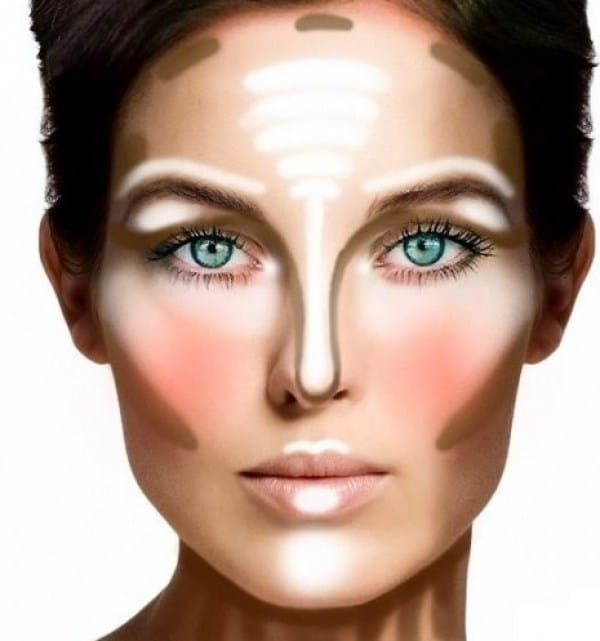 макияж и корекция лица