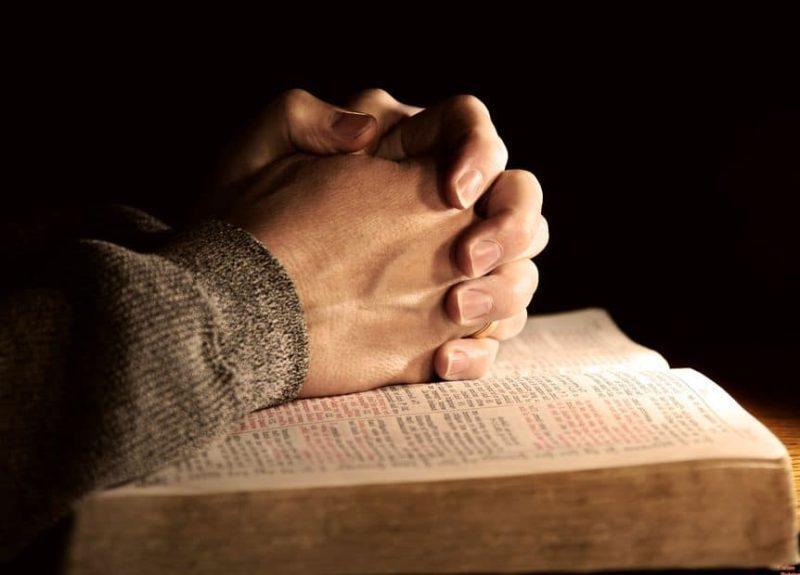 молитва великий пост