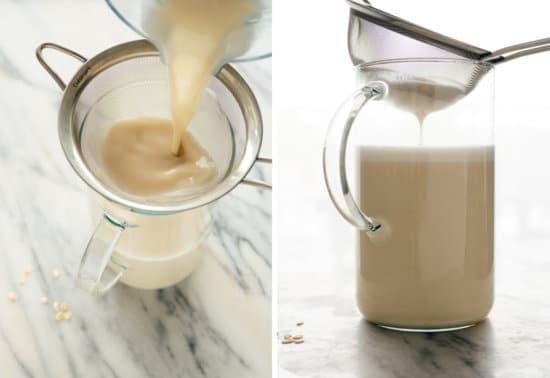 овсяное молоко рецепт приготовления
