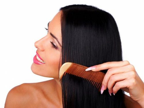 Правила ухода за наращенными волосами