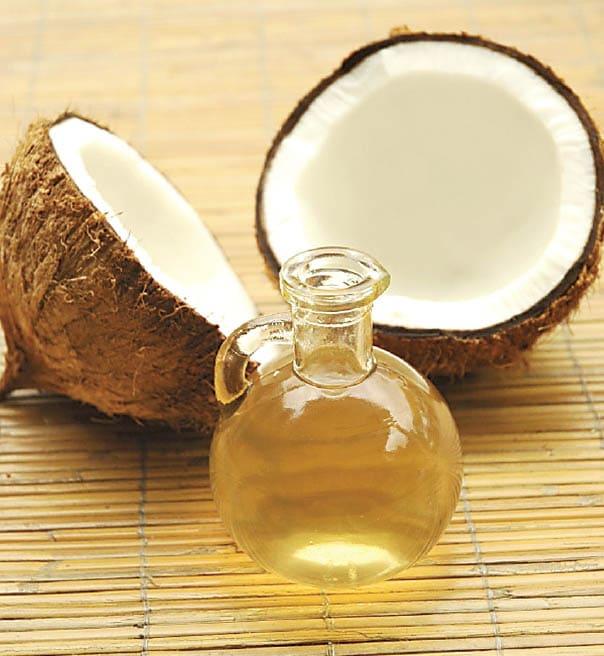 применение масло кокоса