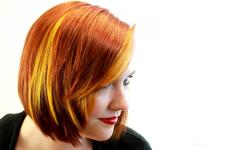 уход за волосами мелироваными